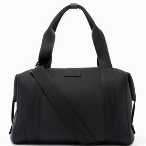 ISO Dagne Dover Landon Large Onyx w/ Luggage Strap
